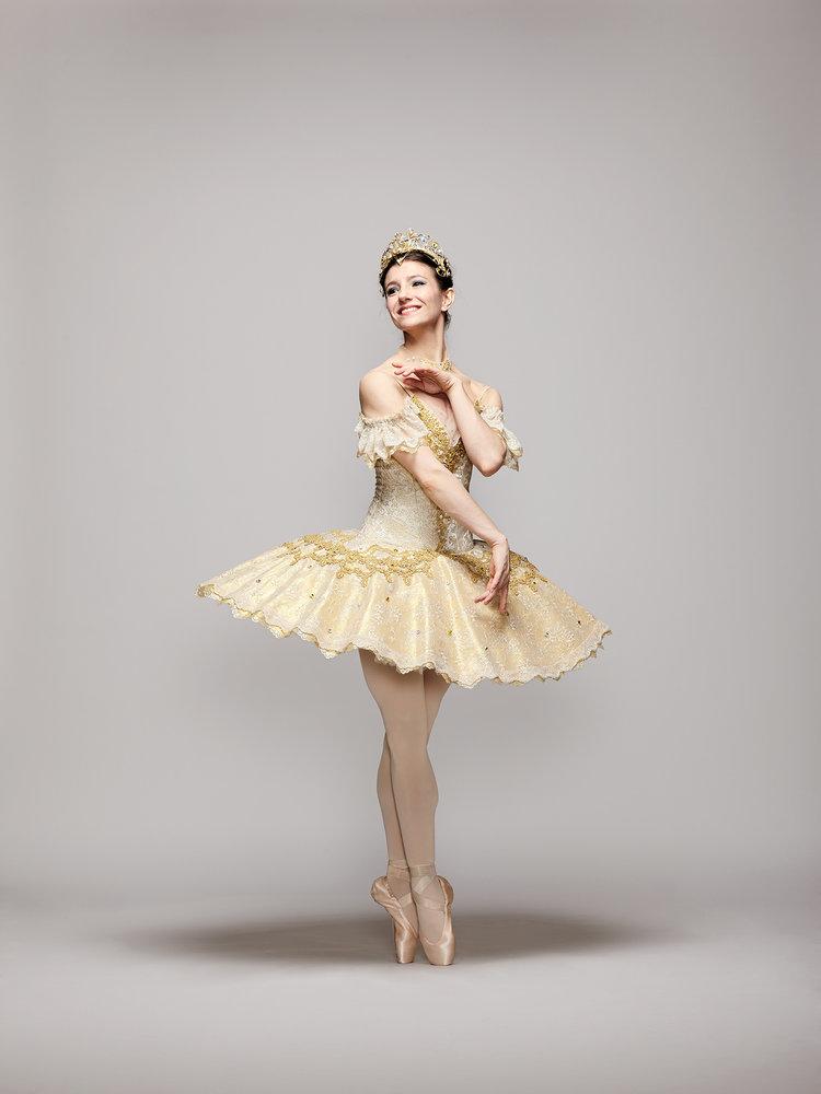 Alina Cojocaru Principal Dancer English Nat Ballet