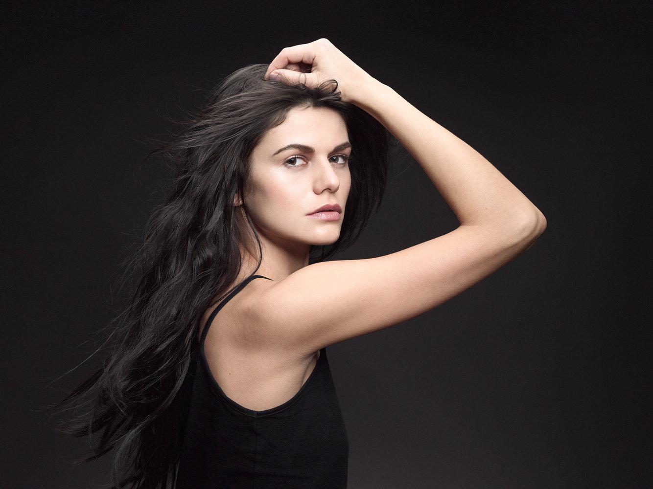Hair and Beauty shoot