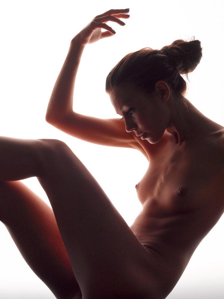Nude study   Female Nude