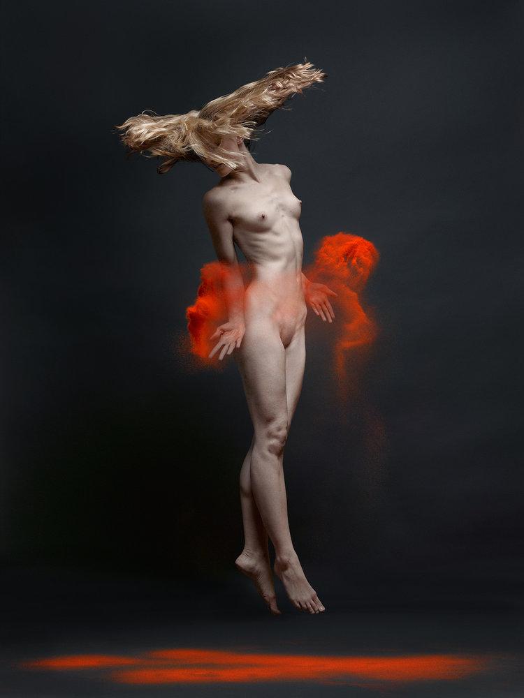Dance Matter   london studio shoot