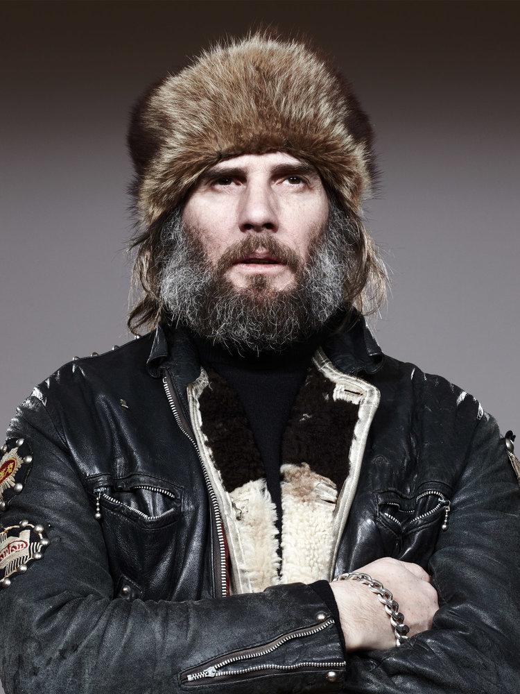 Men With Beards – Wildcat Will