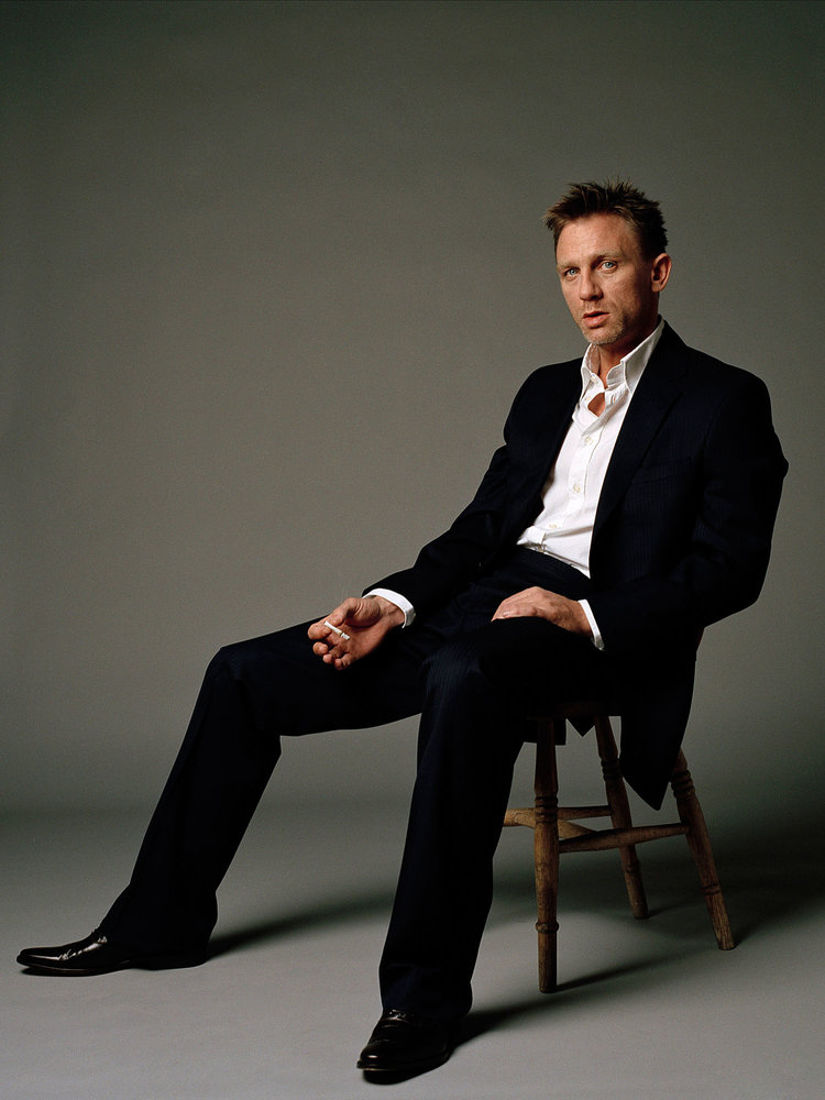 Daniel Craig  Actor 007