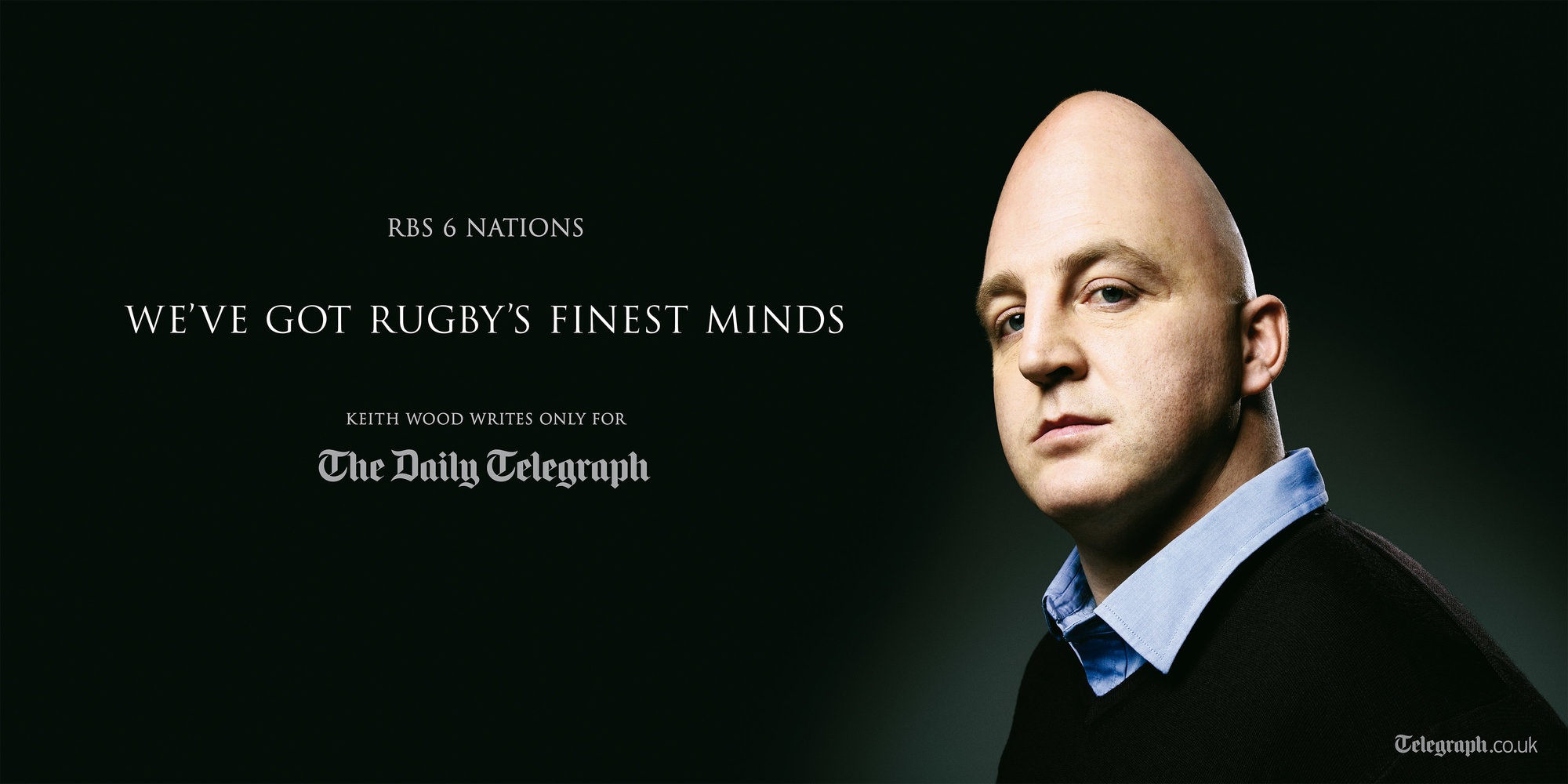 The Daily Telegraph – RBS 6 Nations