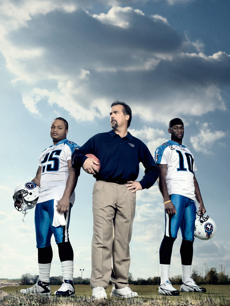 Titans NFL for ESPN