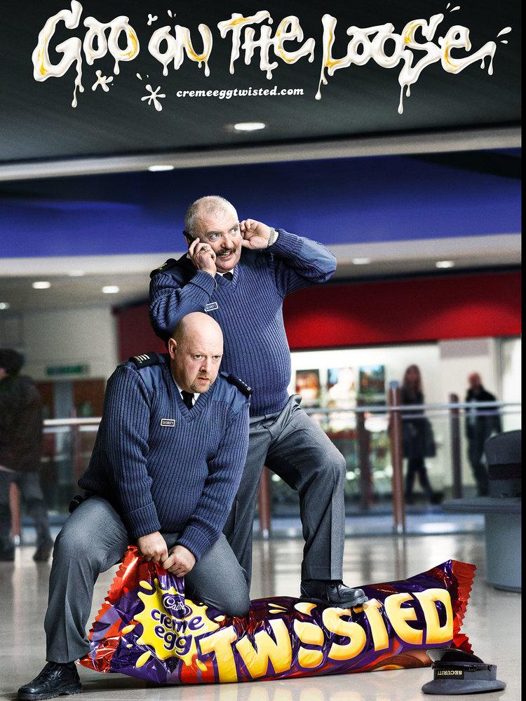 """Cadbury's """"Goo On The Loose"""""""