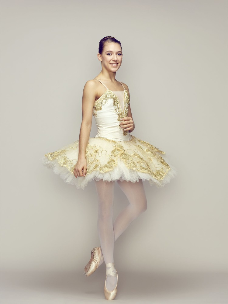 'MyDance' –  Lucinda - student at The Royal Academy of Dance