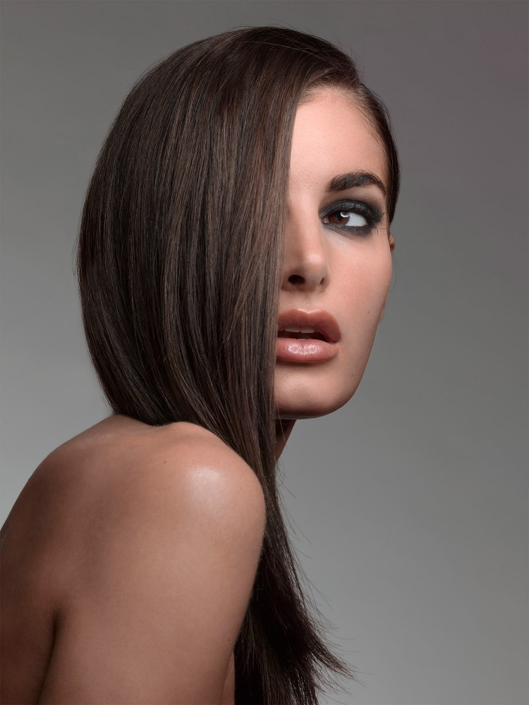 Hair and beauty shoot – Simona