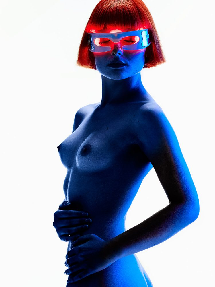 Blue Nude Android